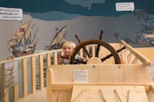 Im Kindermuseum Foto: BLM/Anja Pröhle