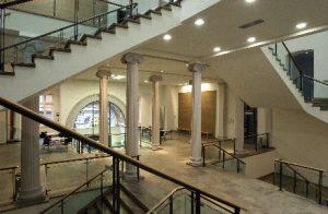 Eingangshalle/Treppenhaus (c) Landgericht Braunschweig