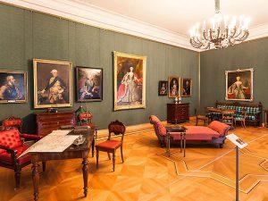 Das Arbeitszimmer des Herzogs. Foto: M. Kruszewski