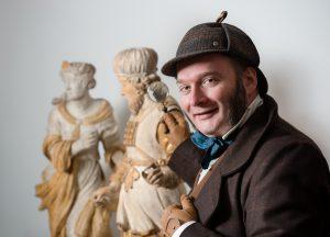 Sherlock - der Museumsdetektiv (c) BLM/Anja Pröhle