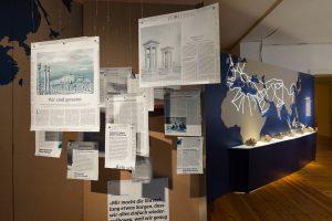 Blick in die Ausstellung (c) Foto: Anja Pröhle