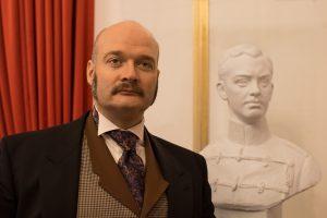 Blicken der Arbeiterführer August Merges und Herzog Ernst August in die gleiche Richtung? (c) Victoria Heyer